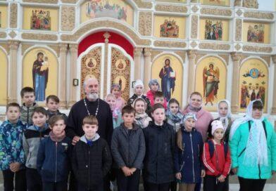 Отличная возможность больше узнать о православной вере для школьников