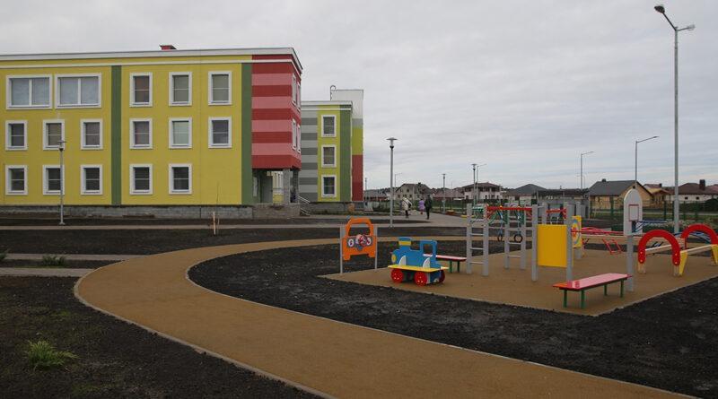 В Несвиже состоялось открытие нового детского сада