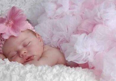 Первый ребенок года   на Несвижчине — девочка