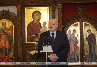 Пра Беларусь і народнае адзінства