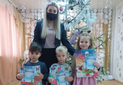 Новогоднее  волшебство  руками детей