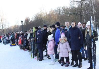 В Несвиже прошли семейно-спортивные соревнования среди силовых структур района