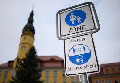 Германия столкнулась с третьей волной пандемии — Меркель