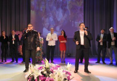 В Несвиже прошел праздничный концерт, посвященный Дню женщин