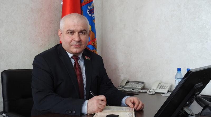 Депутат Палаты представителей — в Несвиже