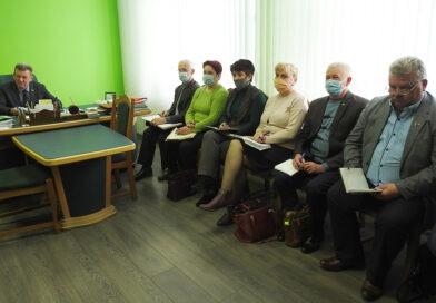 Состоялось заседание президиума Несвижского районного Совета депутатов.