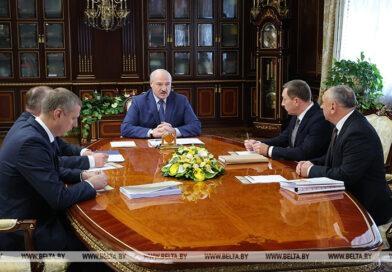Лукашенко о развитии  «Великого камня»: исходить будем  из интересов государства и инвесторов
