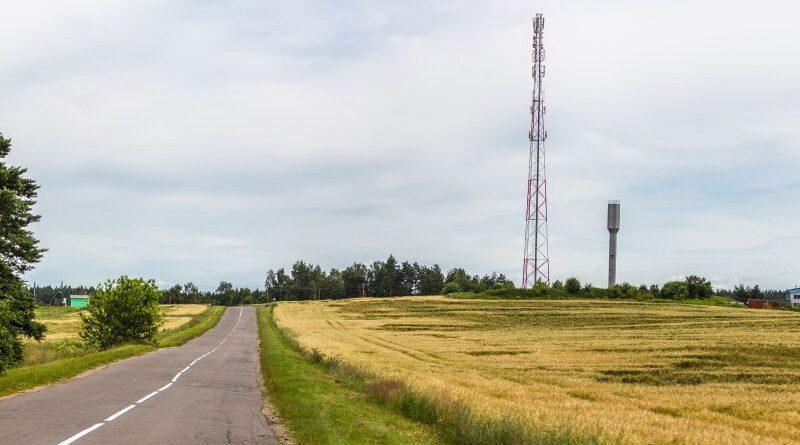 В Несвижском районе определили самую «интернетную» улицу