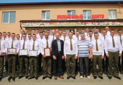 В Несвиже прошло празднование Дня пожарной службы Республики Беларусь