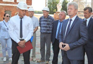 Коллегия Министерства культуры прошла в Несвижском замке