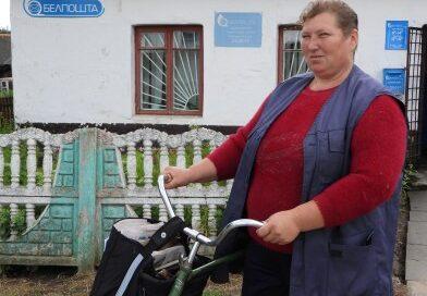 Почтальон — свой человек  на селе