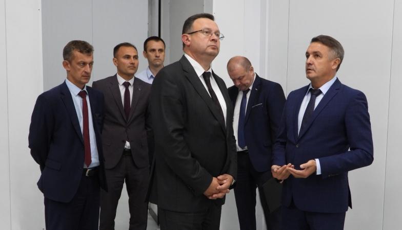 Несвижский район с рабочим визитом посетил министр здравоохранения