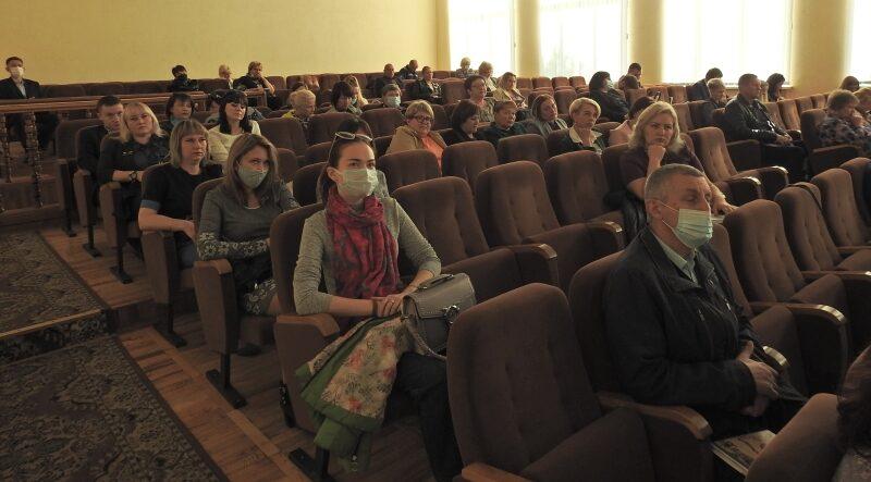 В Несвиже прошло совещание по вопросам проведения Единого дня информирования