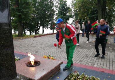 Велопробег «17 сентября — праздник с историей» прошел на Несвижчине