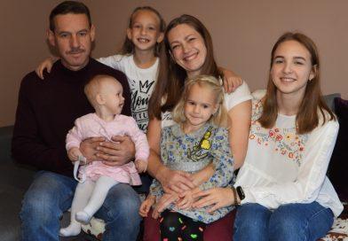 Елена Чурак: мои девочки — мое продолжение