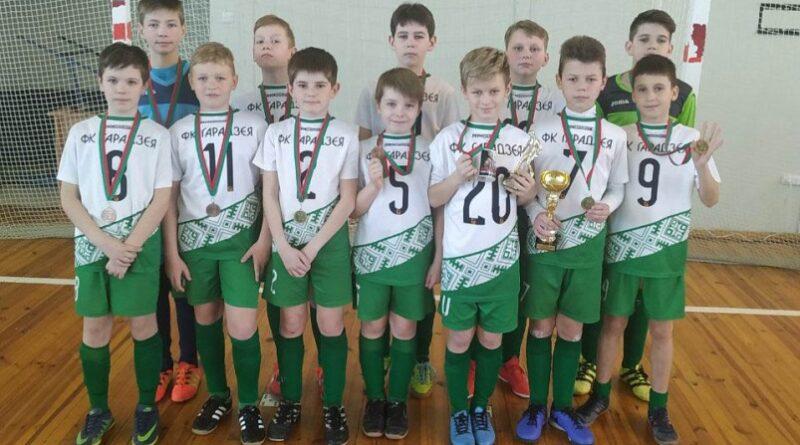 Воспитанники Евгения Платуна —  бронзовые призеры областного турнира по мини-футболу
