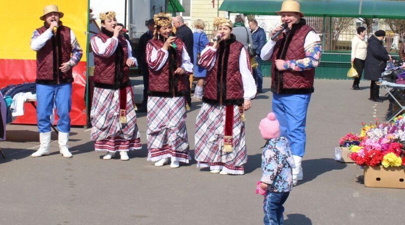 Стало известно расписание весенних районных ярмарок