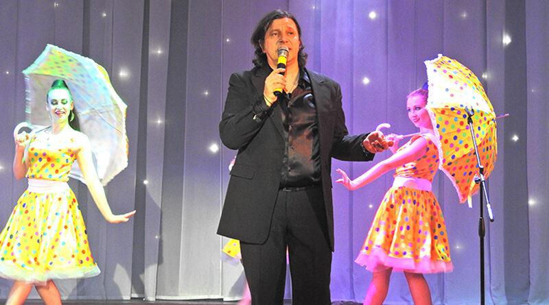Концерт экс-солиста легендарной группы «Фристайл» на несвижской сцене