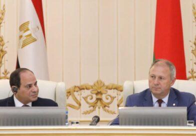 Супрацоўніцтва:  Беларусь — Егіпет