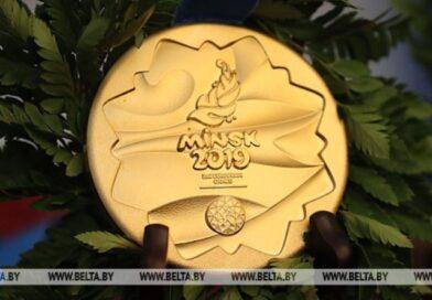 Белорусские спортсмены завоевали 3 медали II Европейских игр, все – золотые