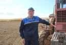 Более 50 лет он занят на всех посевных и уборочных в ОАО «17 Сентября»