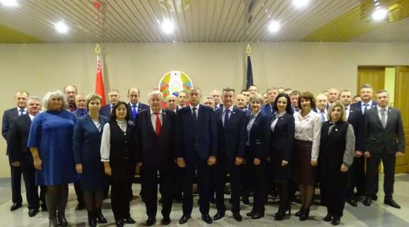 Минская область избрала представителей в Совет Республики