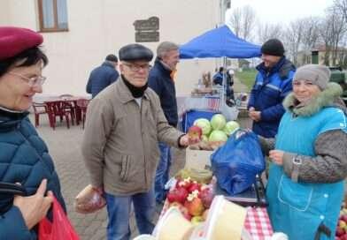 На Садовом избирательном участке №4 Столбцовского избирательного округа №70 в г. Несвиже было интересно всем избирателям