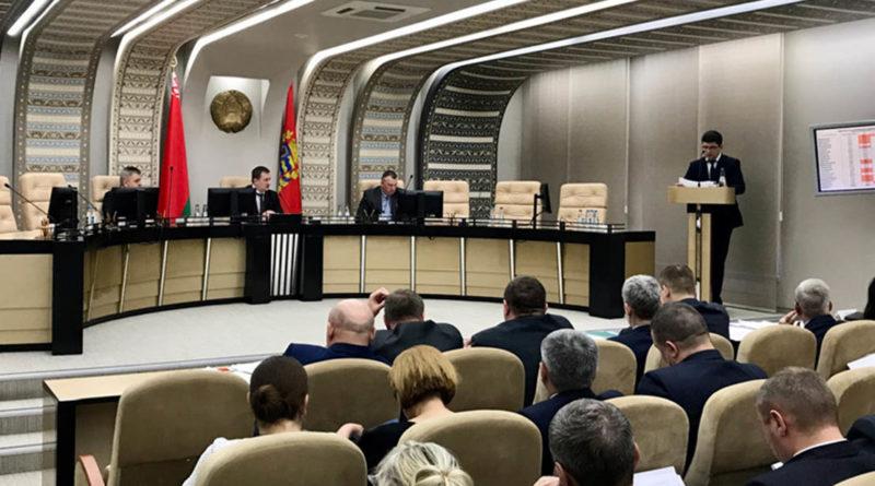 Александр Турчин поручил председателям райисполкомов за год «поднять» по одному проблемному хозяйству