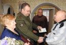 Житель райцентра Виктор Иванович Сенчило отметил свой 90-летний юбилей