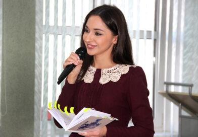 Наша зямлячка Вераніка Луня прэзентавала свой першы зборнік паэзіі