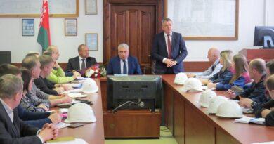 Назначен новый директор ОАО «Городейский сахарный комбинат»
