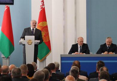 Лукашэнка зрабіў рабочую паездку ў Гродзенскую вобласць