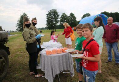 В Несвиже отметили День Независимости Республики Беларусь (дополнено)