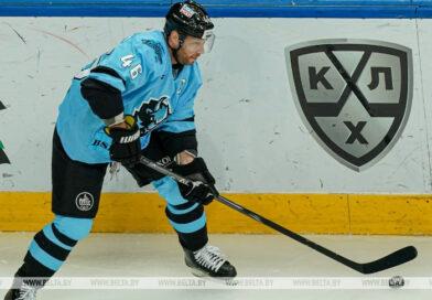 Названы лучший хоккеист и тренер по версии Федерации хоккея Беларуси