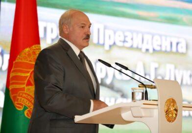 Встреча с активом Минской области
