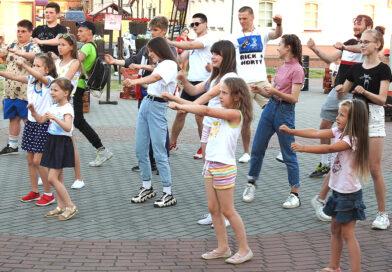 В Несвиже прошел молодежный уикенд «ВЛето»
