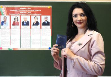 Полина Костюкевич: Очень важно высказать свою гражданскую позицию