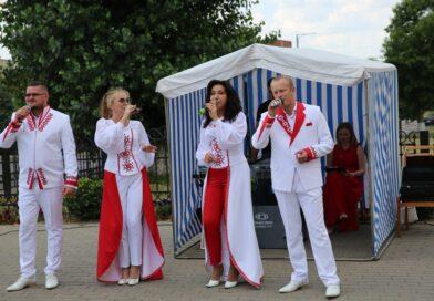 Праздник для избирателей в Несвижском районном центре культуры